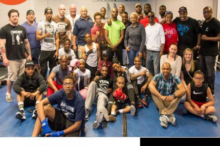 Joe Hand Boxing Gym & Computer Lab joins the movement