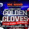 Dan Baker to be Ring Announcer at Golden Gloves Eastern Regionals