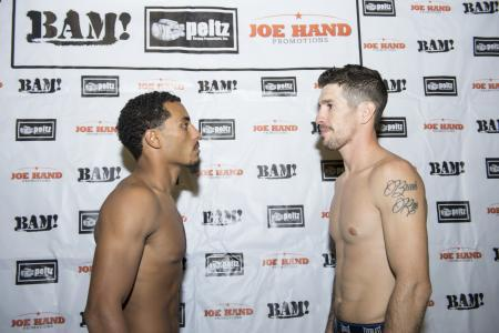 Philly Fight Night 9/8/17 Results
