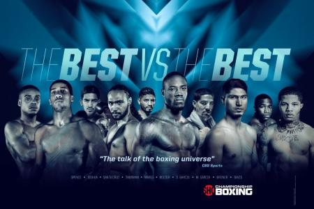 SHOWTIME Championship Boxing now available