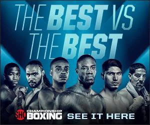 SHOWTIME SPORTS AND PREMIER BOXING CHAMPIONS ANNOUNCE BOXING SCHEDULE
