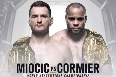 The summer's super fight is set for UFC 226