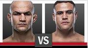 Upcoming UFC Events: Junior Dos Anjos vs. Tai Tuivasa on Fox Sports 1