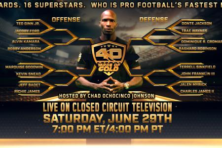 40 Yards of Gold Taps PPV Industry Icon Mark Taffet To Lead Historic Event To Pay Per View Saturday, June 29