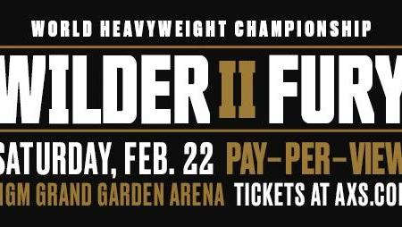 THE FIGHT IS ON! HIGHLY ANTICIPATED CHAMPIONSHIP REMATCH BETWEEN  UNBEATEN WBC HEAVYWEIGHT CHAMPION DEONTAY WILDER & UNDEFEATED LINEAL CHAMPION TYSON FURY