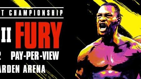 FOX SPORTS AND ESPN OFFER EXTENSIVE WILDER VS. FURY II PREVIEW PROGRAMMING