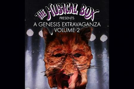 The Musical Box: A Genesis Extravaganza Volume returns on March 20 & 21