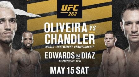A NEW UFC LIGHTWEIGHT CHAMPION WILL BE CROWNED IN HOUSTON