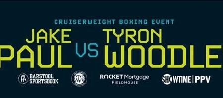 TRIO OF EXPLOSIVE MATCHUPS ROUND OUT JAKE PAUL VS. TYRON WOODLEY SHOWTIME PPV FIGHT CARD ON SUNDAY, AUGUST 29